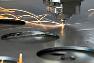 3D Laser Cutting Process