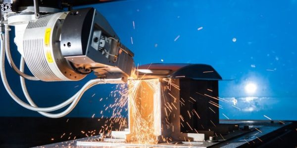 3D Laser Cutting - Production